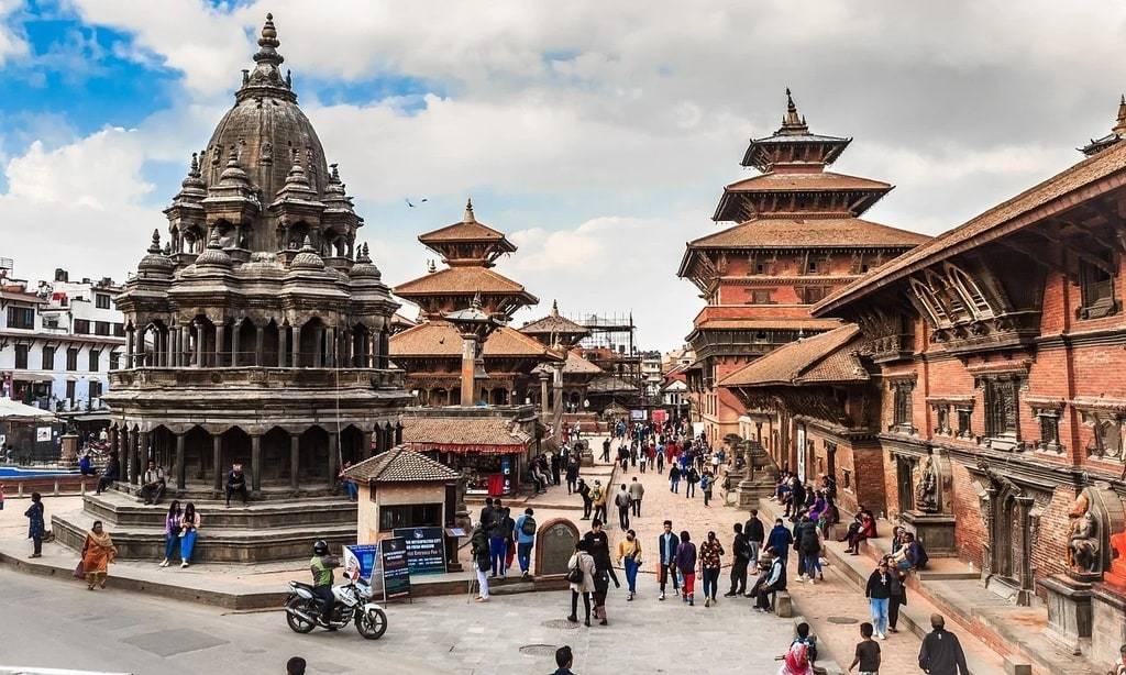 La carte du Népal et ses régions
